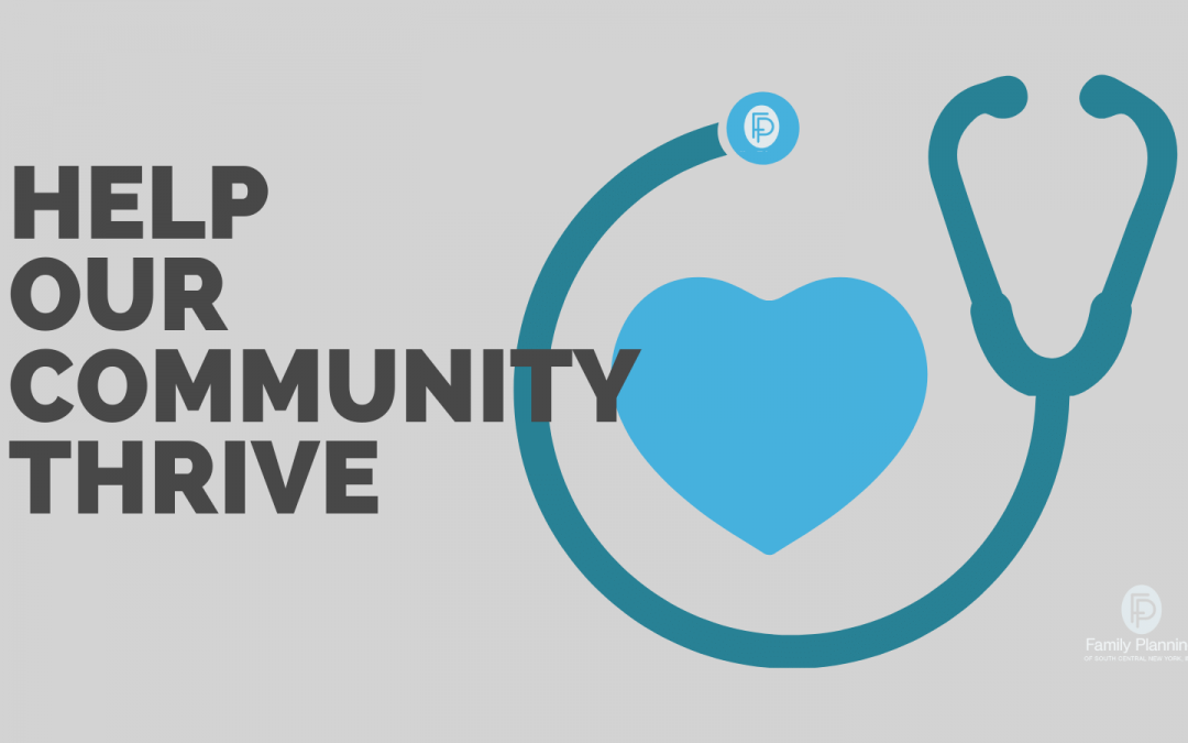 A Community Thrives: We're at 30% of our goal!