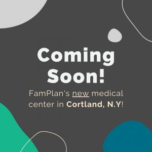 Family Planning of South Central New York announced today that it will expand its medical services to serve a fifth county, opening a new state-of-the-art medical center in Cortland, N.Y. this January.