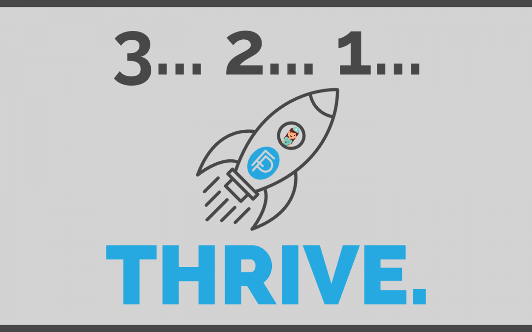 A Community Thrives: The countdown begins!
