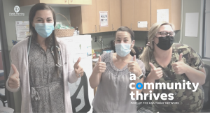 Did you hear? FamPlan is once again participating in A Community Thrives fundraising challenge where we can win grants up to $100K with YOUR help!