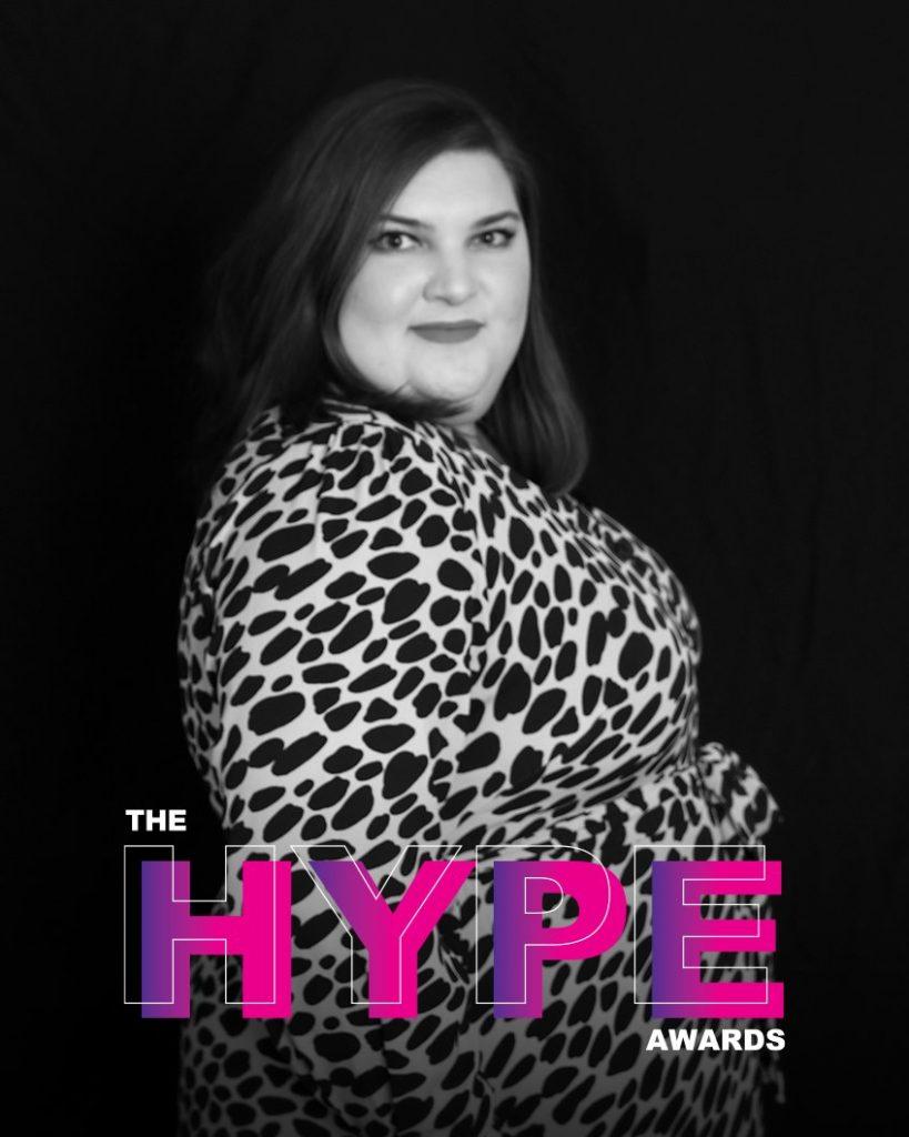 Alexis Savidge, Director of Development has been named a 2021 HYPE Award finalist.