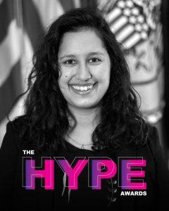 Aviva Friedman, Community Educator and member of the Binghamton City Council, has been named a 2021 HYPE Award finalist.