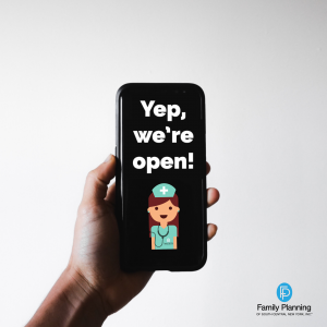 COVID-19 UPDATE: Our medical centers are open for urgent gyn care, UTIs, STD testing & treatment, birth control & more. Same day, next day appointments. Walk-ins welcome most days before 3pm. We're here for you. We're here with you. And our doors are open.