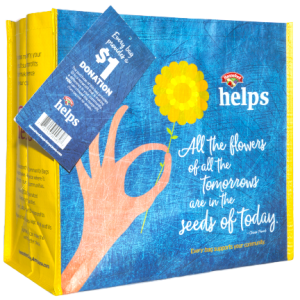 We are excited to announce that Family Planning has been selected as the beneficiary of the Hannaford Helps Reusable Bag Program for the month of April!