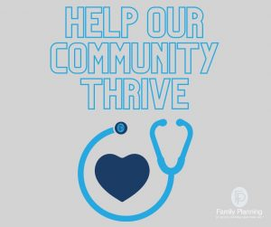 Our A Community Thrives campaign ends next Friday, October 16. If you haven't already, please consider making a gift online now.