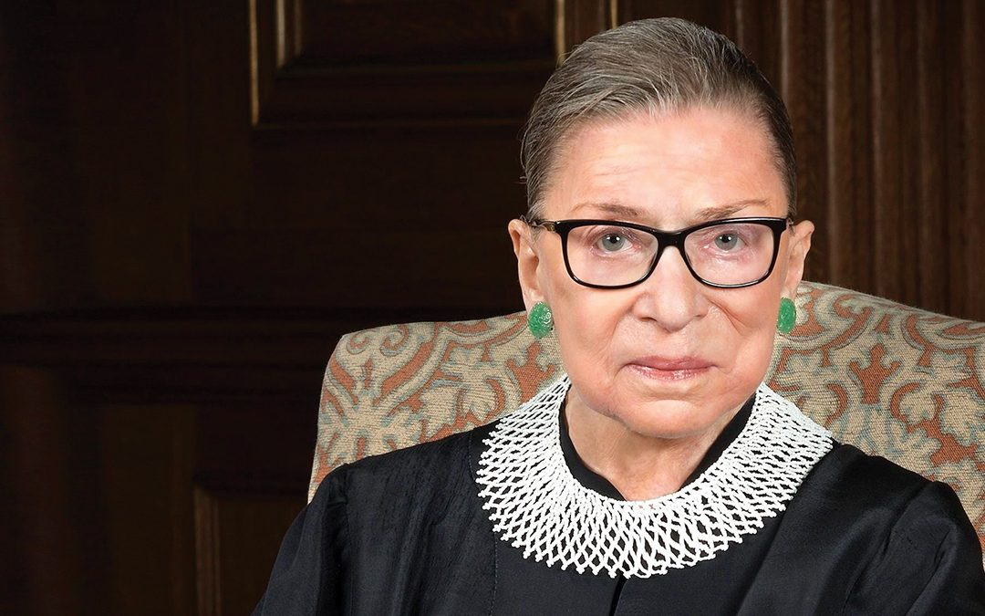 Justice Ruth Bader Ginsburg: A Gender Equality Icon
